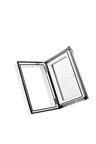 AFG Schweiz 55x78 Dachausstieg PVC Skylight Premium Warmdach mit Eindeckrahmen Ausstieg Dachausstiegsfenster