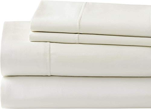Luxury 1000 Thread Count Cotton Sheets for Queen...