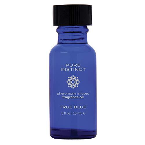 Pure Instinct True Blue Pheromone Perfume Oil