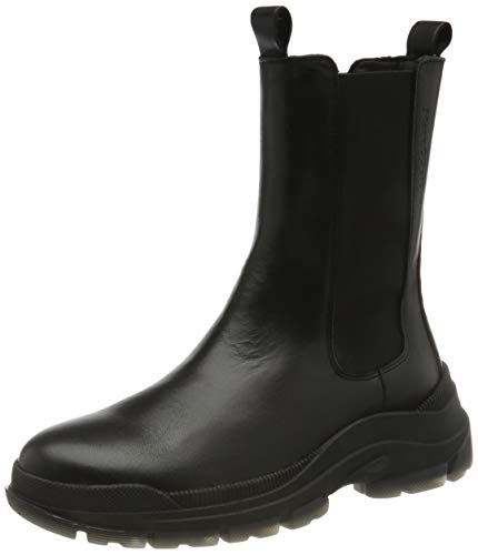 Marc O'Polo Damen 00716005004158 Chelsea-Stiefel, 990 Black,38 EU