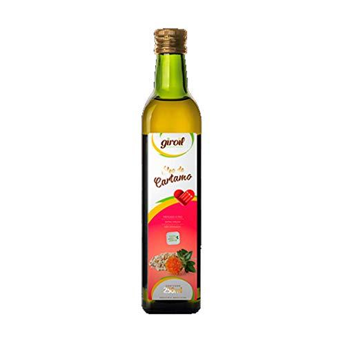 Óleo de Cártamo Giroil - 250 ml, Giroil