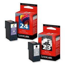 Lexmark 18C1523/24 Cartuchos de tinta