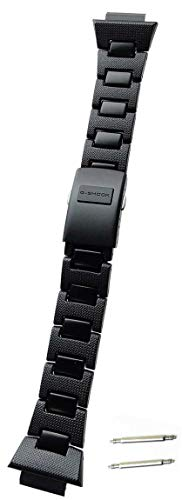 カシオCASIO GW-M5600BC,GW-M5610BC用メタルコアベルト(バンド)+バネ棒付き 時計
