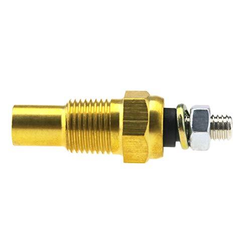 1er Motor Öl Wasser Temperatur Temperaturgeber Sensor 1/8 NPT 0°C-150°C