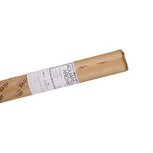 Rollo 113x915 2B Arches Aquarelle 100% Fino 300g Blanc Nat