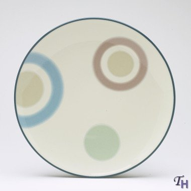 Noritake Colorwave Blue 8-1/4-Inch Accent Plate