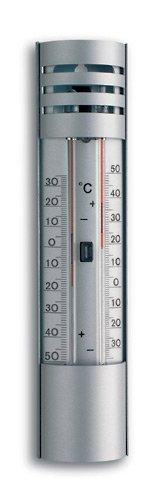 TFA 10.2007 - Termómetro de máxima y mínima de líquido ecológico