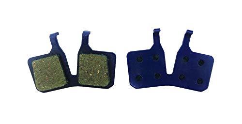 EBC Unisex Magura MT5 2014+ Pastillas de Freno de Disco, Verde - Orgánico (estándar), Talla única