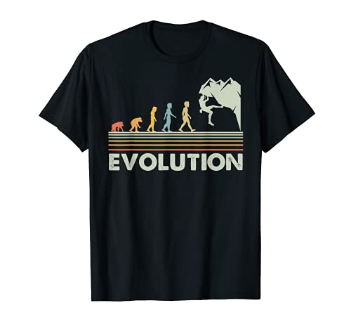 Escalade Randonnée Alpiniste Vintage Randonneur T-Shirt