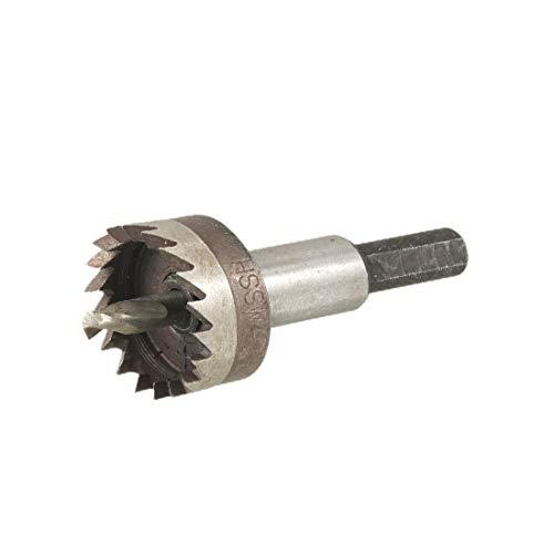 New Lon0167 HSS - Vorgestellt 26 mm Durchmesser zuverlässige Wirksamkeit - Eisenschneidemaschine - 5 mm Spiralbohrer Lochsäge(id:f10 8d c9 7db)