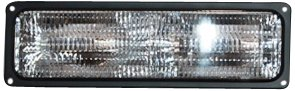 TYC 12-1539-01 Chevrolet/GMC Passenger Side Replacement Parking/Signal Lamp Assembly