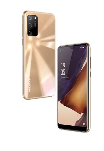 Teléfono Móvil Libres 4G, Android 9.0 Smartphone Libre, 6.3' HD, 3GB + 16GB, Cámara 8MP, Batería 4300mAh, Smartphone...