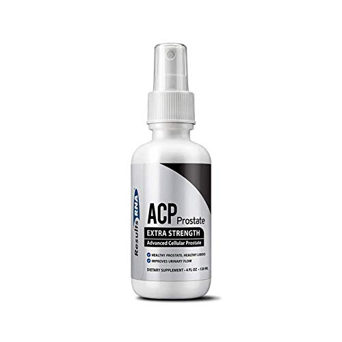 ACP Prostate Extra Strength | Spray Bottle - Advanced Cellular Prostate Care to Promote Healthy Libido, Prostate, Increase Urinary Flow (4 oz)