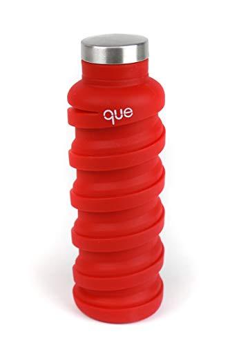 Que Damen 570 ml Flasche, Bonfire Red, Einheitsgröße
