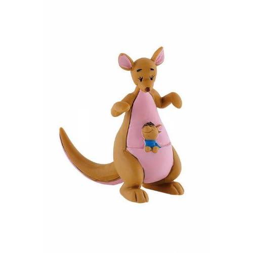 Bullyland 12323 - Walt Disney Winnie Pooh - Kanga e Roo