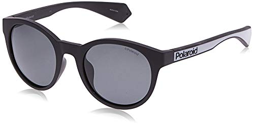 Polaroid Eyewear Pld 6063/G/S Occhiali da sole Unisex Adulto, Mtt Black 52