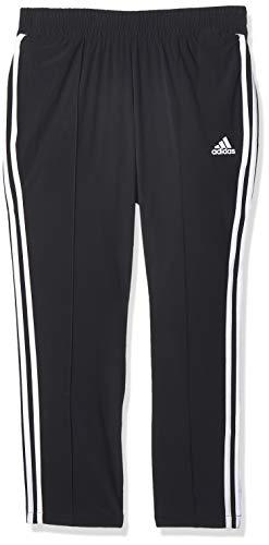 adidas Womens 3s WVN 78 Pant Track, Black/White, S