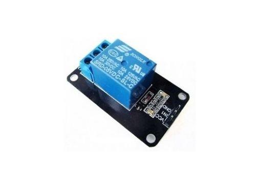 Modulo scheda a 1 relè relay canali optoisolati 250V 10A 5Vdc 5V (arduino-compatibile) shield