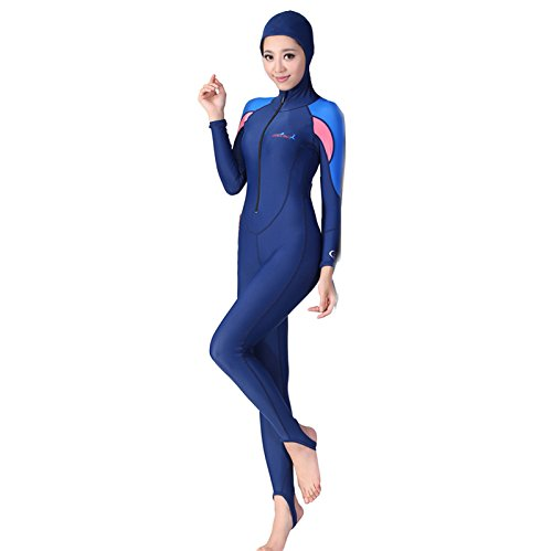 HCCX Duikpak zwemkleding Badpak Lycra Stinger met Cap Volledige Duik Skins voor Mannen Vrouwen Jump Pak warm