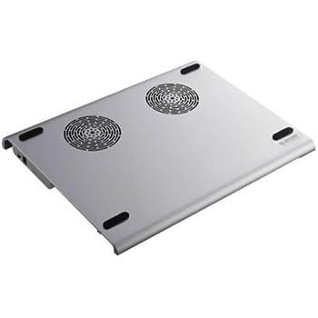 【2008年モデル】ELECOM ノートパソコン用冷却台 冷え冷えクーラー SX-CL06SV