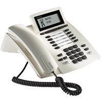 Agfeo ST 40 S0 schnurgebundenes System-Telefon weiß
