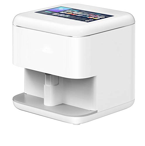 XICI Máquina Inteligente para Pintar uñas en 3D, Impresora Digital automática para uñas, 35 Segundos de impresión