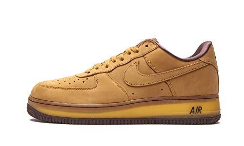 Nike Zapatillas Air Force 1 Low Wheat Dark Mocha DC7504 700 para hombre, color Beige, talla 41 EU