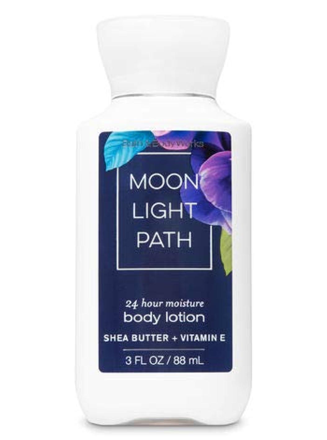 潤滑するマットレス考古学者Bath & Body Works  ミニ ボディーローション- Moonlight Path*?????? ???【並行輸入品】