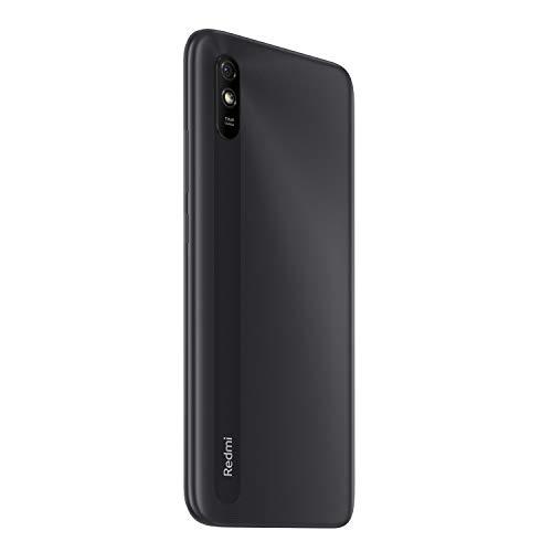 Redmi 9A (Midnight Black, 3GB RAM, 32GB Storage)