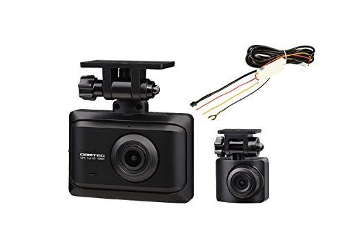 COMTECコムテックZDR016+HDROP-14前後2カメラGPS搭載ドライブレコーダー駐車録画用直接配線コードセット(ZDR-015後継機種)