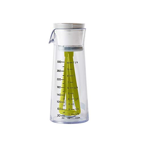 Chef'n Emulstir Mélangeur à salade Vert 300 ml