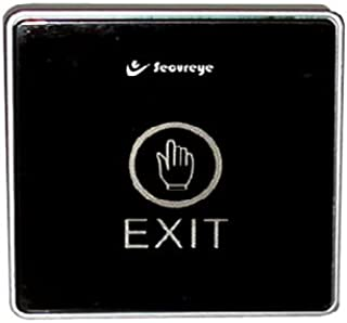 SECUREYE TOUCH EXIT BUTTON S-S-EB20