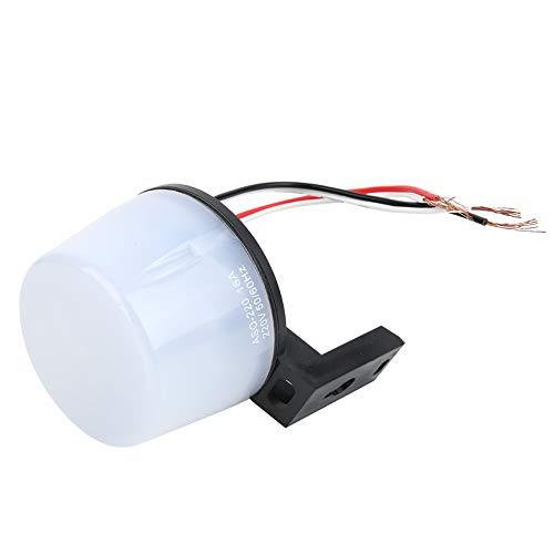 Interruptor del sensor de alta calidad, lámpara incandescente ≤1000W de plástico hecho AS-16 16A