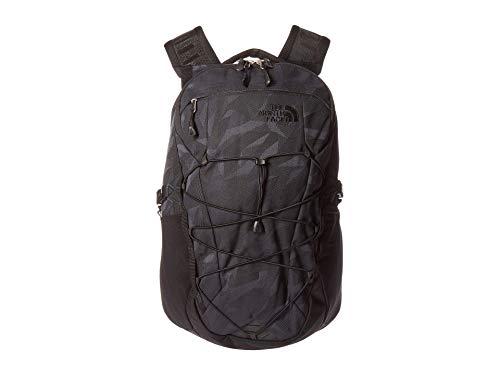 The North Face Borealis Men's Backpack, TNF Black Camo Jacquard/TNF Black