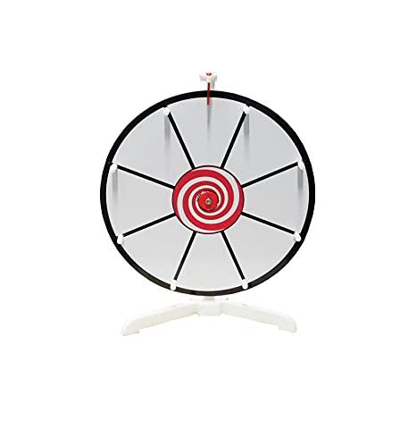 12 inch Dry Erase Party Prize Wheel Economy Version (Multicolor)