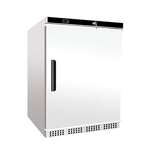 Mini Armoire Réfrigérée Négative Porte Pleine - 120 Litres - AFI Collin Lucy - R290 1 Porte Pleine