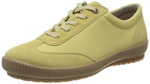 Legero Damen TANARO Sneaker, Gelb (Yellow (Gelb) 64), 42 EU (8 UK)