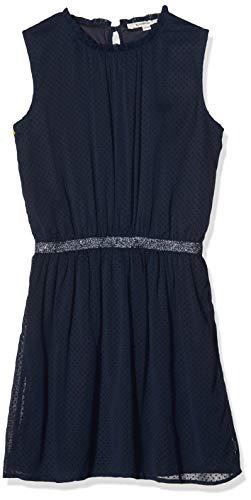 Garcia Kids Mädchen L92685 Kleid, Blau (Dark Moon 292), 164 (Herstellergröße: 164/170)