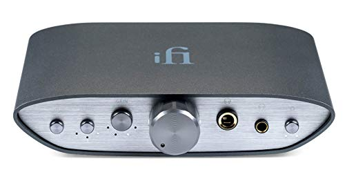 iFi Zen CAN Balanced Desktop Headphone Amp and Preamp with 4.4mm Outputs - Launch Edition Includes 5V Power Supply