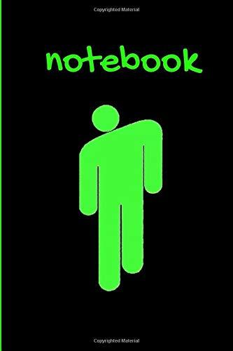 Notebook: Billie eilish (new paperbook 2020) + spécial offer in description