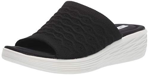 Ryka Women's Nanette Slide Sandal Black 9 M US