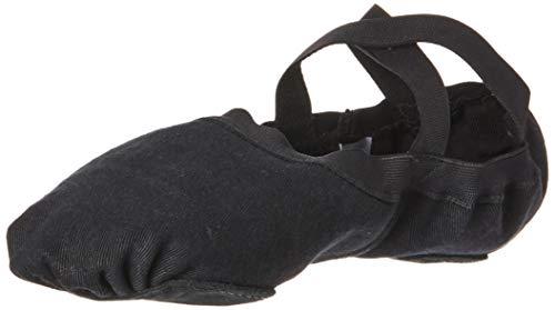 Bloch Men's Dance Synchrony Split Sole Stretch Canvas Ballet Slipper/Shoe