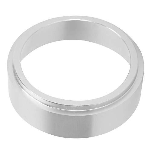 Fdit Aluminium Kaffeedosiertrichter Espresso Dosierring Trichter Ersatz für 51mm oder 54mm Siebträger Espressomaschinenzubehör MEHRWEG VERPAKUNG(54mm)