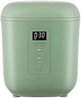 SHAAO Electric Rice Cooker Intelligent Appointment Cooking Pot Insulation Lunch Box 1.2L