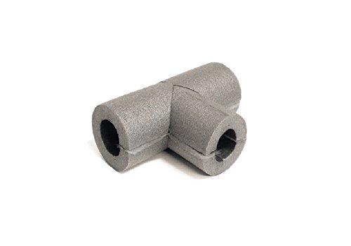 T - Stück selbstklebend Ø 28 mm x 13 mm Dämmung Isolierung