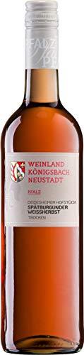 Spätburgunder Weißherbst trocken - Weinland Königsbach-Neustadt