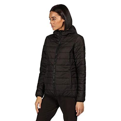 31QOAPeMfQL. SS500  - Regatta Women's Women's Helfa Lightweight Insulated Hooded Baffle Quilted Jacket Jacket
