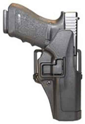 Blackhawk Serpa CQC Concealment Right Hand Holster - S&W M&P 9/.357/.40 & SD 9/.40 & SIGMA - 410525BK-R
