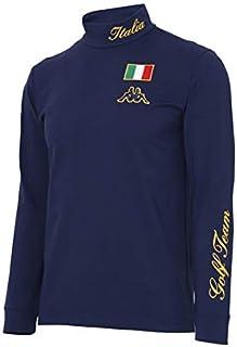 [カッパゴルフ] メンズ 長袖シャツ ポロシャツ kg552ls52