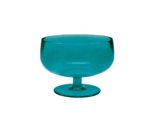 Zak Designs 1783-660 Coupe à Glace Empilable Stacky Bleu Aqua 10 cm